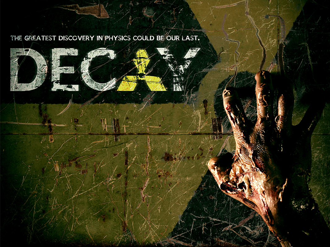 Decay Hand Wallpaper 4:3