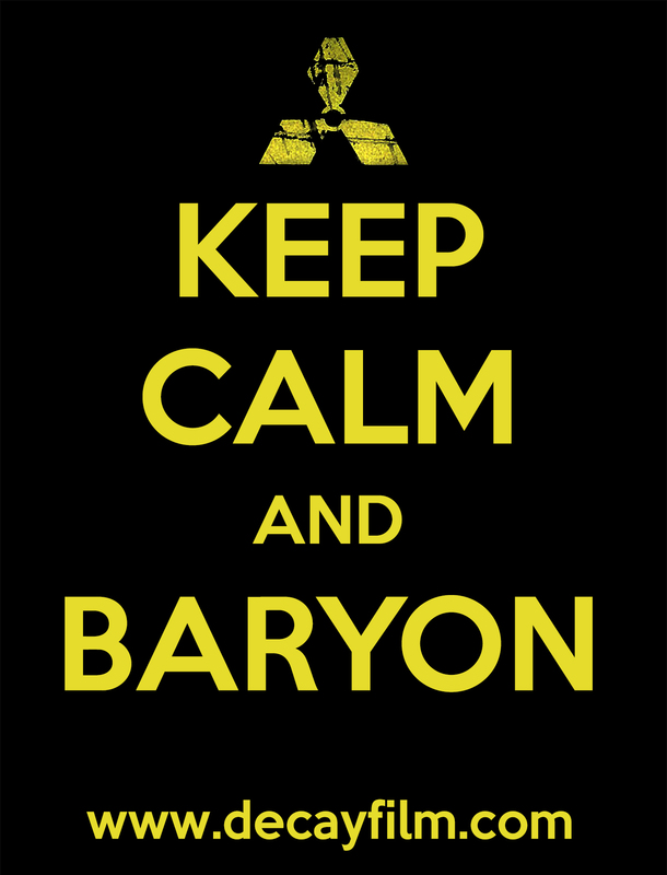 Keep Calm and Baryon